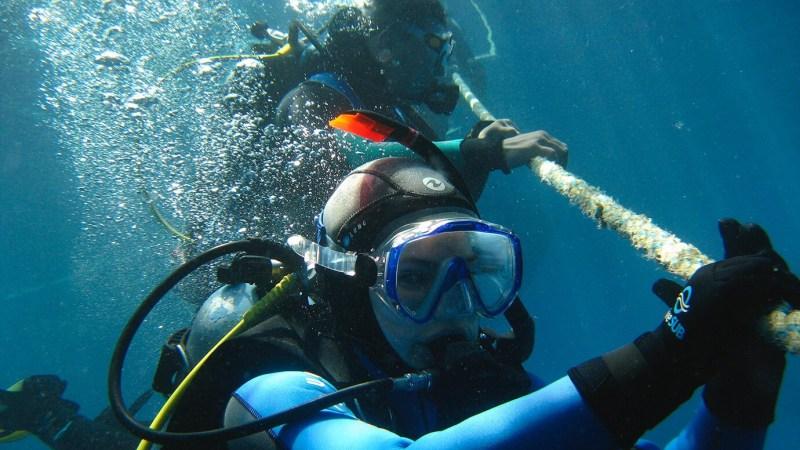 Jávea, duiken snorkelen