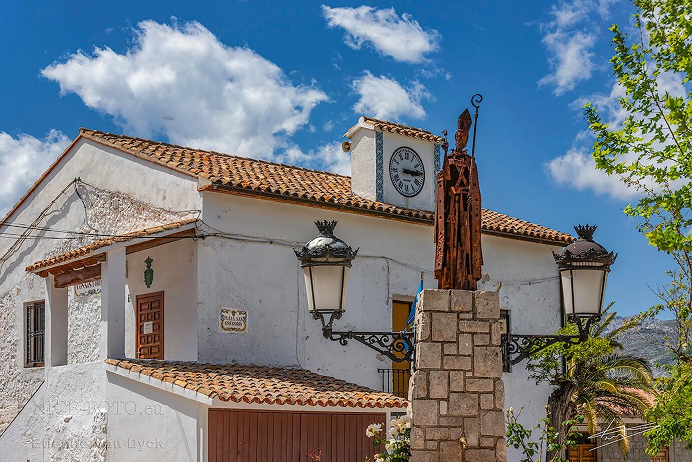 Casa Orduña Guadalest, Alicante, Costa Blanca