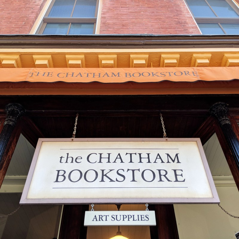 bookstore in Chatham, New York