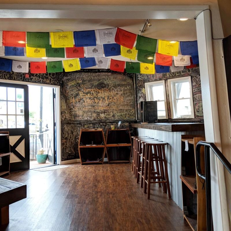 Sevtap Tasting Room in Solvang, California