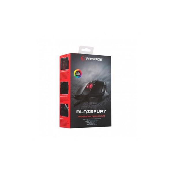 raton rampage blazefury smx r37 rgb negro