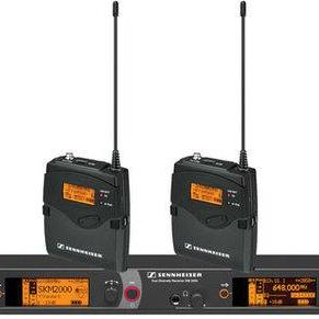 Sennheiser Dual Channel Wireless Monitoring System 2000BP2