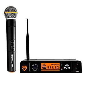 Nady DW-11 Digital Wireless Handheld Microphone System