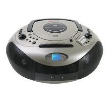 Califone Spirit 1886 SD Portable CD Player