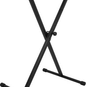 On-Stage Stands KS7190 Single-Braced X-Style Keyboard Stand