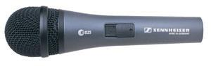 Sennheiser E845 Evolution Series Supercardioid Vocal Microphone