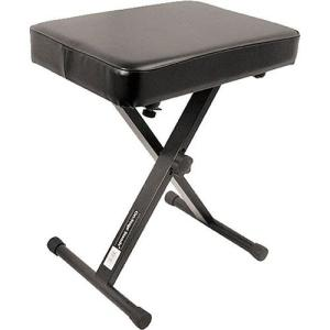 On-Stage KT-7800 - 3-Position Padded X-Style Keyboard Bench