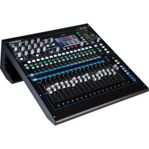 FREE SHIPPING! Allen & Heath Qu-16C - Rackmountable Digital Mixer