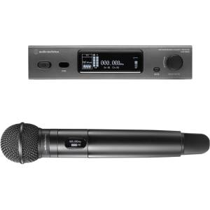 Audio-Technica 3000 Series Wireless UHF Wireless Handheld Microphone System