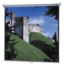 Da-Lite Class-Rite 50x50 Wall Screen