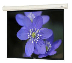 Da-Lite Cosmopolitan Electrol 8x8 Electric Screen