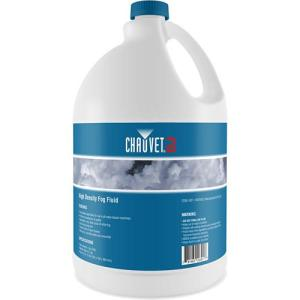 CHAUVET DJ High-Density Fog Juice for Water-Based Fog Machines (1 Gallon)