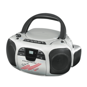 Califone Spirit® 1776 Stereo CD Player