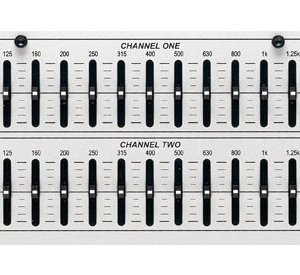 dbx 231S 31 Band Equalizer