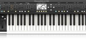 DeepMind 12 from Behringer   Synthesizer