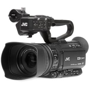 JVC GY-HM180U 4KCAM Compact Professional Camcorder
