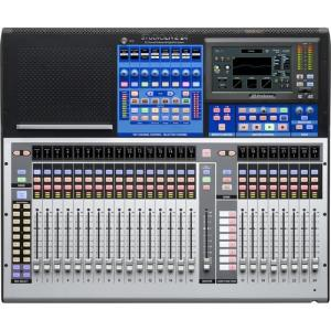 FREE SHIPPING! PreSonus StudioLive 24 Series III Digital Mixer - 24-Channel Digital Console/Recorder