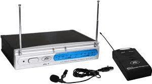 Peavey PV1 UHF Wireless Lavalier Microphones