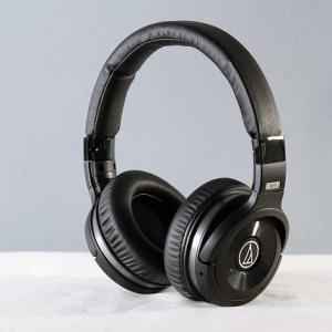 Audio-Technica ATH-WS99BT Solid Bass® Wireless Over-Ear Headphones With Built-in Microphone And Control