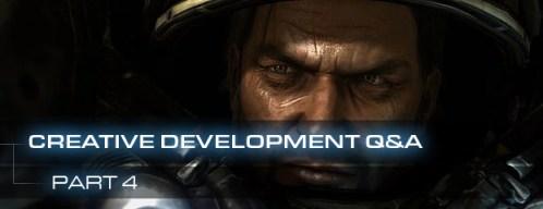 Questions au développement créatif de StarCraft II, quatrième partie