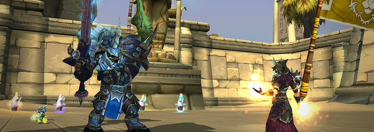 Warlords Season 2 PvP Ending Soon World Of Warcraft
