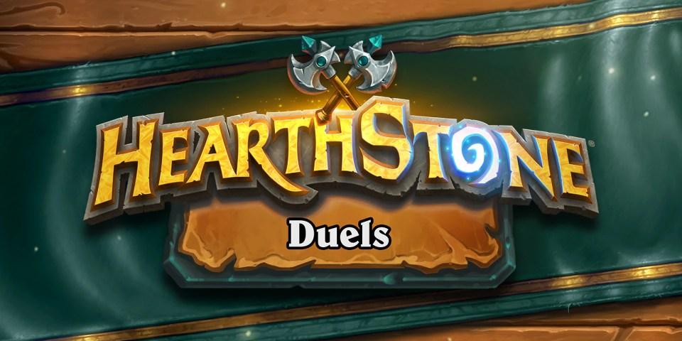 Hearthstone Duels Logo