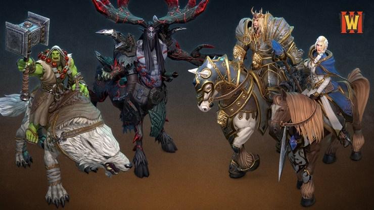 Warcraft III Reforged Skins