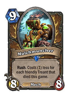 Hearthstone 14.4 Rise of the Mech update goes live; adds new Legendary, card backs and matchmaking balance