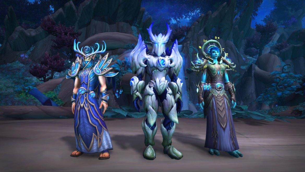 Night Fae Covenant Armor Appearances