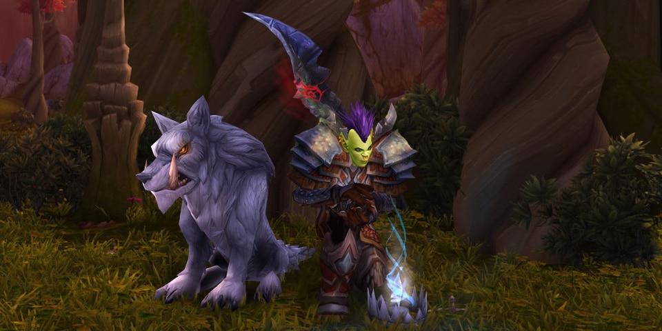 Legion Beastmaster Hunter