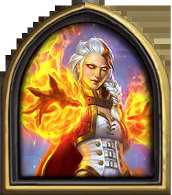Fire Mage Jaina