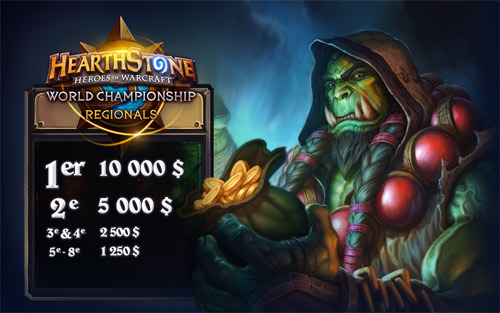 region World Championship 2015 Hearthstone