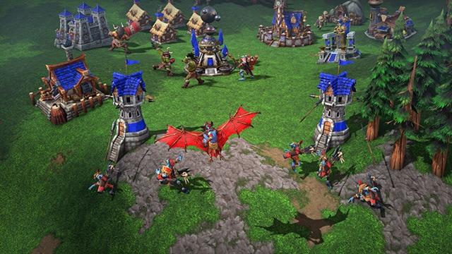 A First Taste Warcraft 3 Reforged