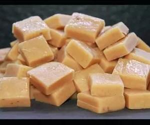 Caramels mous à la vanille