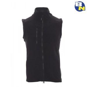Abbigliamento-Antinfortunistica-gilet-in-pile-nero