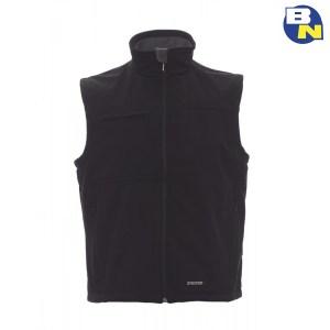 Abbigliamento-Antinfortunistica-gilet-softshell-nero