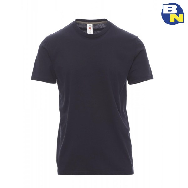Abbigliamento-Antinfortunistica-t-shirt-manica-corta-blunavy
