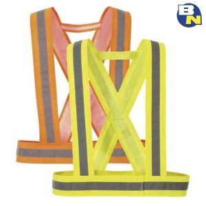 Abbigliamento Pro bratelle ad alta visibilità