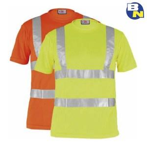 Abbigliamento-Pro-t-shirt-ad-alta-visibilità