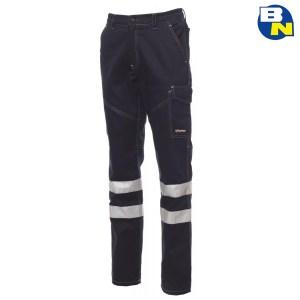 antinfortunistica-pantalone-tecnico-bande-reflex-blu-immagine