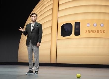 """Samsung abre la """"Era de experiencia"""" en el CES 2020"""