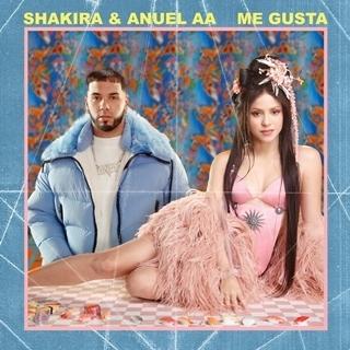 """Shakira, con nuevo look, estrena un tema junto a Anuel AA titulado """"Me Gusta"""""""