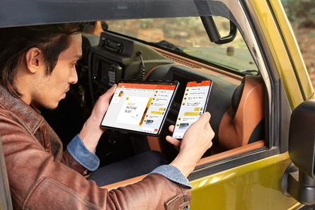 La creatividad se reinventa con HUAWEI MatePad Pro 5G