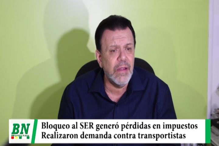 Municipio lanza campaña para nombre al BTR, transporte bloqueó el SER y los demandan, hay fuertes pérdidas