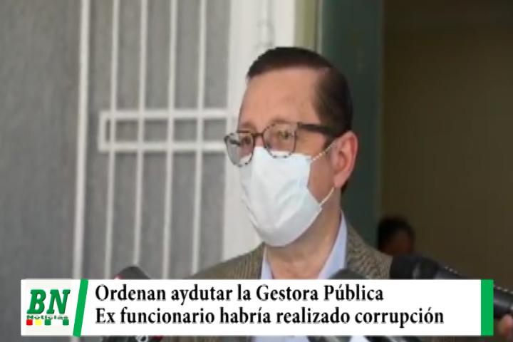 Ordenan auditar la Gestora Pública por aparente corrupción en manejo de recursos por ex funcionario
