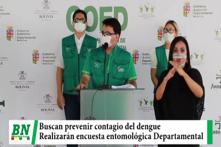 Sedes busca evitar contagios de dengue y realizarán encuesta entomológica Departamental