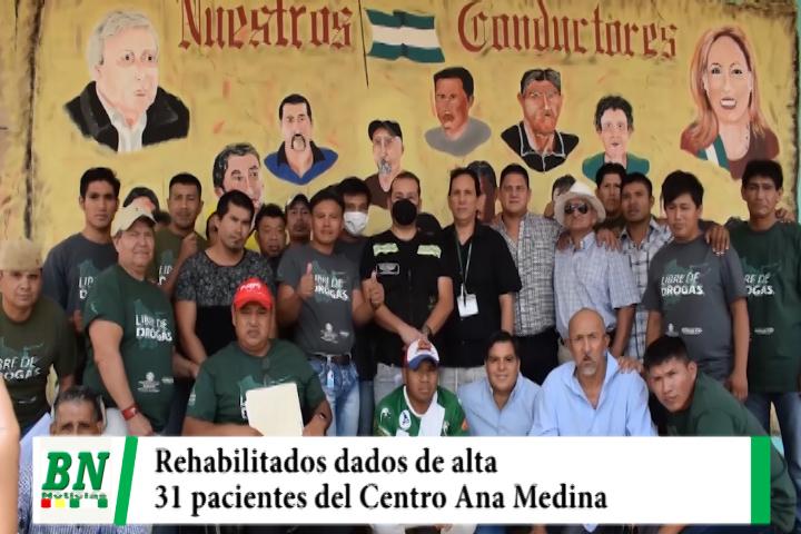 Dan de alta a 31 personas en situación de calle que se rehabilitaron en el Centro Ana Medina