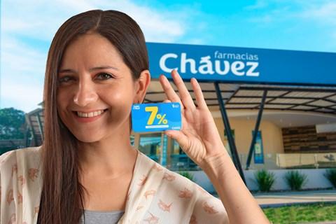 Farmacias Chávez habilita descuentos en todos los medicamentos cada lunes del año
