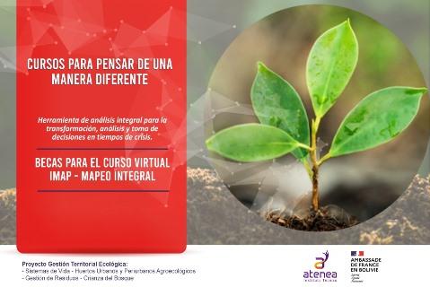 Instituto Técnico Superior Atenea finaliza primer taller de capacitación de Mapeo Integral IMAP de la mano de la Embajada de Francia