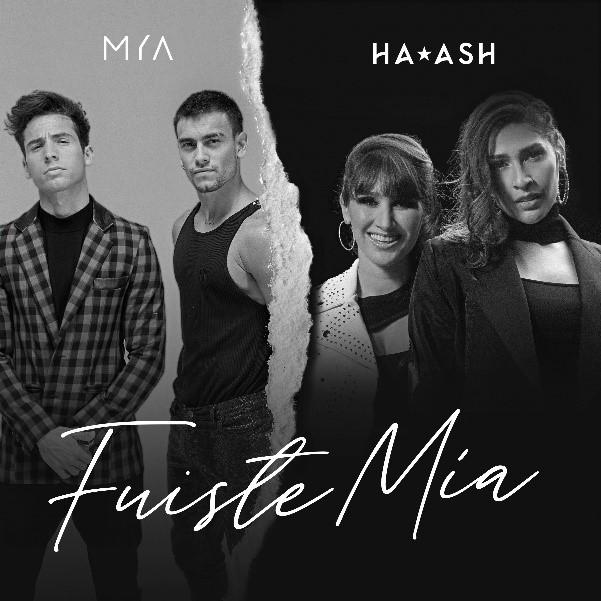 MYA & Ha*Ash unen sus voces en la bella y poderosa balada
